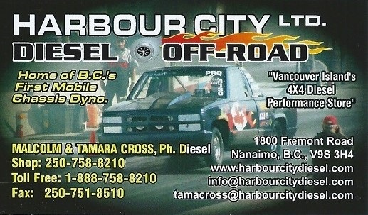 Harbour City Diesel and Offroad Owners Malcolm and Tamara Cross HCD